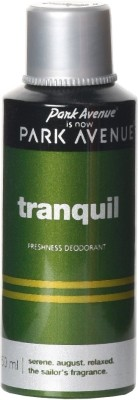Buy Park Avenue Tranquil Deo Spray  -  150 ml: Deodorant