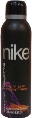 Buy Nike N150 Out Of Control Deo Spray  -  200 ml: Deodorant