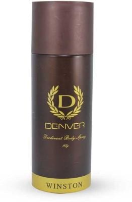 Denver Winston Deodorant Spray - 115 gm - Price in India, Buy