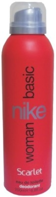 Buy Nike Basic Scarlet Deodorant Spray  -  200 ml: Deodorant