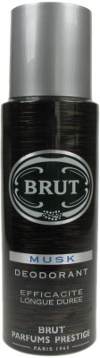 Buy Brut Musk Deo Spray  -  200 ml: Deodorant
