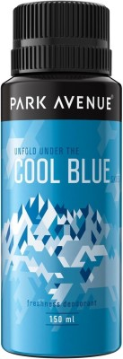 Buy Park Avenue Cool Blue Deo Spray  -  150 ml: Deodorant