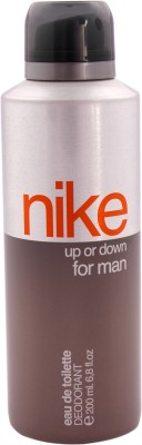Buy Nike Up or Down Deodorant Spray  -  200 ml: Deodorant