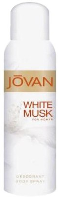 Buy Jovan White Musk Deodorant Spray  -  150 ml: Deodorant