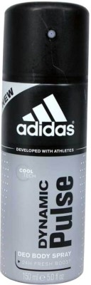 Buy Adidas Dynamic Pulse Deo Spray  -  150 ml: Deodorant