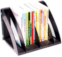 Solo 4 Compartments Rack: Desk Organizer