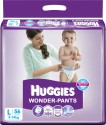 Huggies Wonder-pants - Large - 56 Pieces