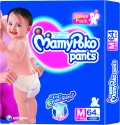 Mamy Poko Pants Diaper - Medium - 64 Pieces