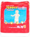 Teddyy Premium Baby Diapers - Extra Large - 30 Pieces