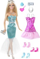 Barbie Sparkle and Shine Fashions: Doll Doll House