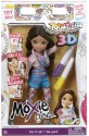 Moxie Girlz Art-titude 3D Doll - Sophina - Multicolor