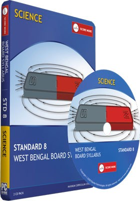 Buy Edurite West Bengal Board Class 8 Science: Educational Media