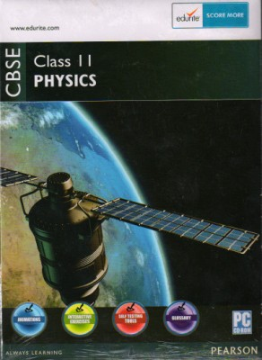 Buy Edurite CBSE Class 11 Physics: Educational Media