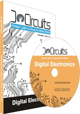 Buy DoCircuits Digital Electronics Virtual Lab: Educational Media