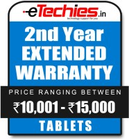 Etechies Tablets 1 Year Extended Basic Protection: Extended Warranty