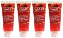 Vaadi Strawberry Scrub Face Wash With Mulberry Extract - Pack Of 4 Face Wash