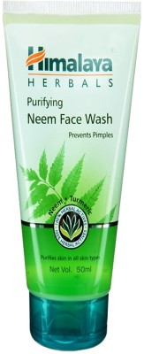 Buy Combo of Himalaya Purifying Neem Face Wash: Bundle