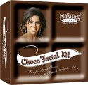 Nature's Essence Choco Facial Kit Mini 42 g - Set of 4