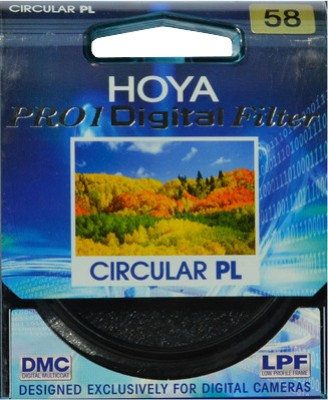 Buy Hoya 58 mm Pro1 Digital Circular Polarizer Filter: Filter