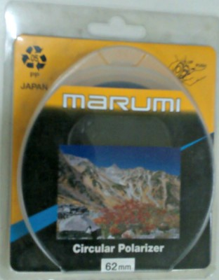 Buy Marumi 62 mm Circular Polarizer Filter: Filter