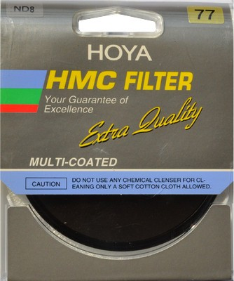 Buy Hoya 77 mm HMC (NDX8) Neutral Density Filter: Filter