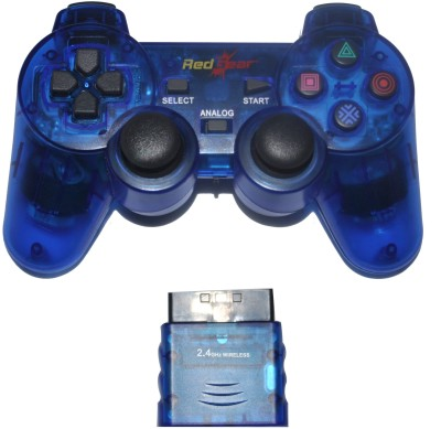 Buy Red Gear Wireless Controller Gamepad: Gamepad