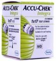 Accu-Chek Integra Test Strips Glucometer