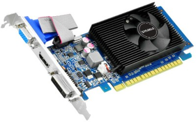 Buy Sparkle NVIDIA GeForce 210 1 GB DDR3 Graphics Card: Graphics Card