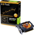 ZOTAC NVIDIA GeForce GTX650 2GB 2 GB GDDR5 Graphics Card