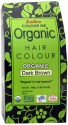 Colour Me Organic Powder Hair Color: Hair Color