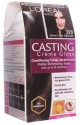 Loreal Paris Casting Creme Gloss Hair Color - Dark Chocolate - 323