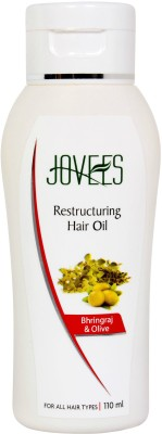 Buy Jovees Bhringraj & Olive Intensive Restructuring Hair Oil: Hair Oil