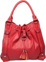 Ivy 017_07 Hand Bag - Red