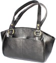 StonKraft Designer Genuine Leather Shoulder Bag - Black - HMBDRWH4QXESZKPG