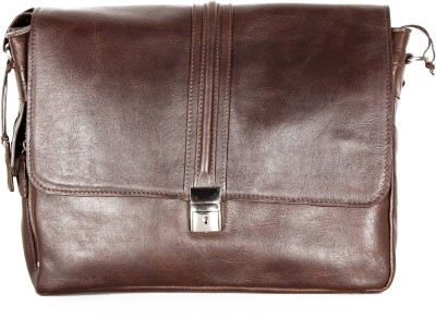 Buy Hidesign Fuji 01 Cross Body Bag  - For Men: Hand Messenger Bag