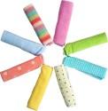 MeeMee Baby Napkins Handkerchief - Pack Of 8