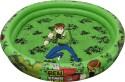 Simba Ben 10 2 Ring Inflatable Pool - Green