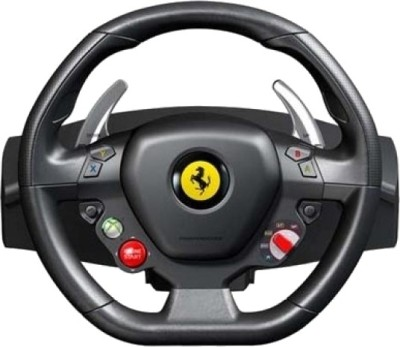 Buy Thrustmaster Ferrari 458 Italia X-box Racing Wheel: Joystick