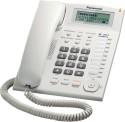Panasonic KX-TS880MXWD Corded Landline Phone - White