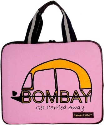 Buy Kanvas Katha Bombay 15 inch Laptop Bag: Laptop Bag