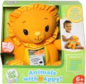 LeapFrog Animals with Appy - Yellow, Black