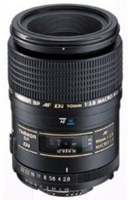 Buy Tamron SP AF 90mm F/2.8 Di 1:1 Macro (for Nikon Digital SLR) Lens: Lens
