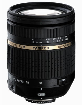 Buy Tamron AF 18-270mm F/3.5-6.3 Di-II VC LD Aspherical (IF) Macro (for Nikon Digital SLR) Lens: Lens