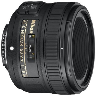 Buy Nikon AF-S NIKKOR 50mm F/1.8G Lens: Lens