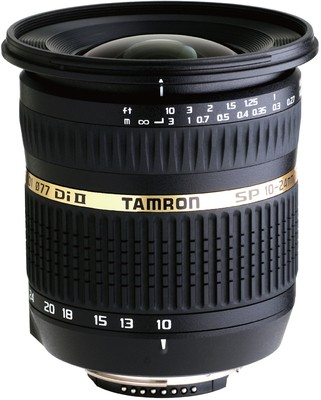 Buy Tamron SP AF 10-24mm F/3.5-4.5 Di-II LD Aspherical (IF) (for Canon Digital SLR) Lens: Lens