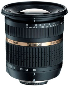 Buy Tamron SP AF 10-24mm F/3.5-4.5 Di-II LD Aspherical (IF) (for Nikon Digital SLR) Lens: Lens