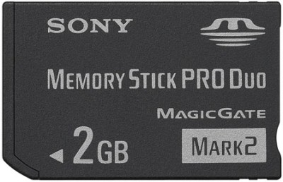 Buy Sony MS-MT2G/T 2GB Produo Card: Memory Card
