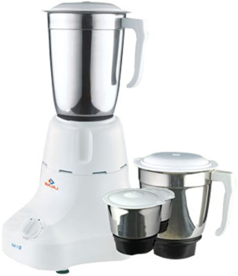 Buy Bajaj GX 7 3 Jars 500 Watts Mixer Grinder: Mixer Grinder Juicer