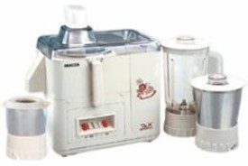 Buy Inalsa Star Dx 3 Jars Juicer Mixer Grinder: Mixer Grinder Juicer