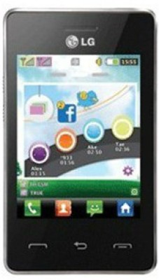 Buy LG Cookie Smart T 375: Mobile